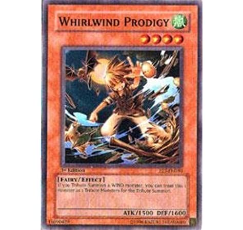 Amazon Com Yu Gi Oh Whirlwind Prodigy Fet En030 Flaming Eternity 1st Edition Common Toys Games