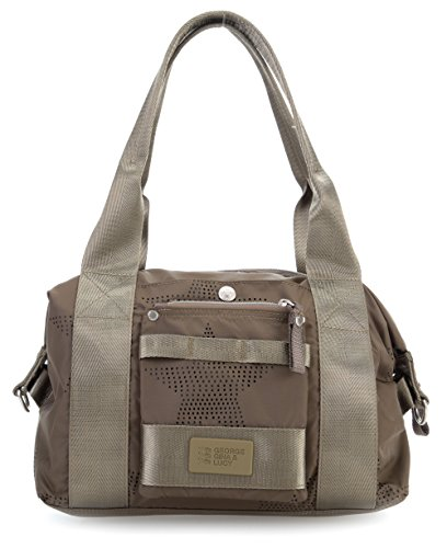 George Gina & Lucy Time Out Shortrange Borsa a mano verde-oliva