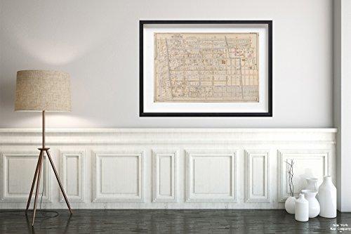 1890 Map York Plate 2: Bounded Fenimore Street, Kingston Avenue, Winthrop Street, E. 39th Street, Linden Avenue, E. 40th Street, Grant Street, Flatbush Avenue, Church Lane, Ocean Avenue, ()