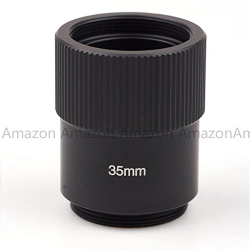 Pixco 35mm C-CS Mount Lens Adapter Ring Extension Tube for CCTV Security Camera