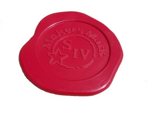 - Maker's Mark Signature Coasters