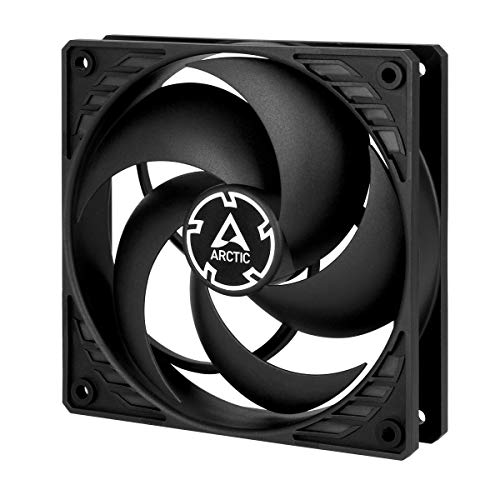 ARCTIC P12 PWM PST CO - Pressure-optimised 120 mm Fan with PWM and PST (PWM Sharing Technology) for Continuous Operation ()