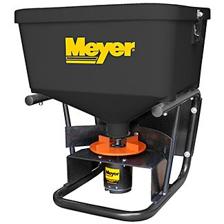 Meyer 31100 BL 240 Tailgate Spreader, Yellow by Meyer