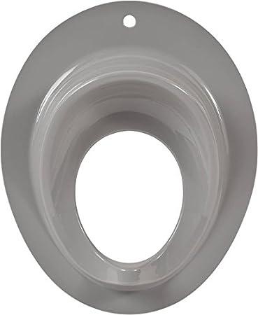 Evideco 4304180 Potty Seat, Round, Gray Tendance