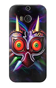 S1123 Majora Mask Case Cover For HTC ONE M8
