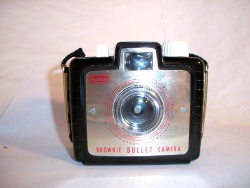 Vintage Kodak Brownie Bullet Camera LIKE NEW