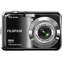 Fujifilm Finepix AX500 Digital Camera, 14 Megapixel, 5x Optical/6.7x Digital Zoom, 2.7 LCD Display, Black (Certified Refurbished)