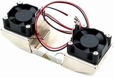 Ultimaker 2 UM2 Extended + doble soporte del ventilador con 2 ...