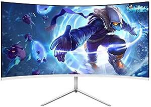 LZSHENG 32 inch 144Hz HD 1080P Curved Screen Narrow Frame MVA LCD Display Gaming Monitor
