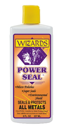 Wizards 11021 Power Seal Metal Sealant - 8 (Metal Seals)