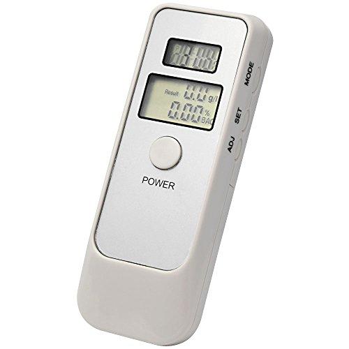 알콜 검사기 음주측정기 검사 알람 타이머 기능  안전 군 2