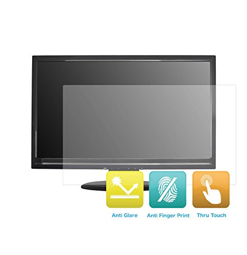 Anti-Glare and Anti Finger Print Screen Protector (3 Pack) for 24 Inches Widescreen Desktop Monitor
