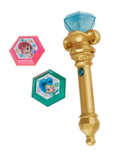 Fisher-Price Nickelodeon Shimmer & Shine, Magical Genie Scepter -