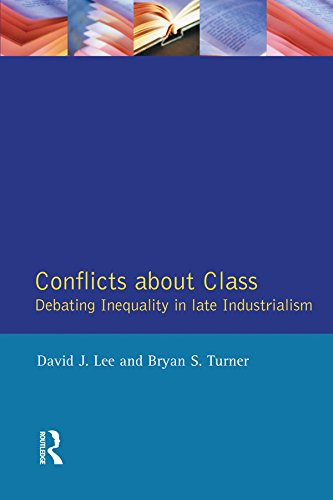 Download Conflicts About Class: Debating Inequality in Late Industrialism Pdf
