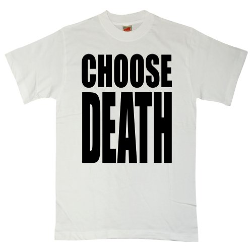 Ptshirt.com-19349-Mens Choose Death T Shirt - 8Ball Originals Tees-B008UABXDK-T Shirt Design