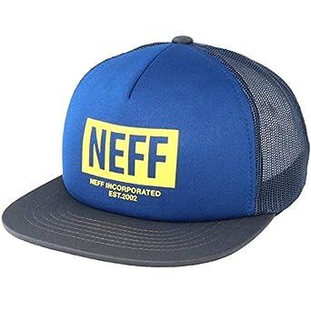 Neff Gorras Corpo Navy/Black Trucker: Amazon.es: Ropa y accesorios
