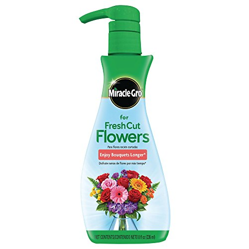 Miracle-Gro 101560 for Fresh Cut Flowers (6 Pack), 8 oz