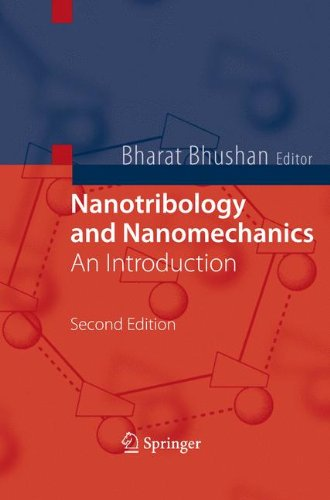 Nanotribology and Nanomechanics: An Introduction
