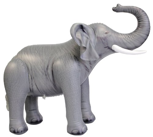 """Inflatable Giant Elephant, 30"""" Tall for sale  Delivered anywhere in USA"""