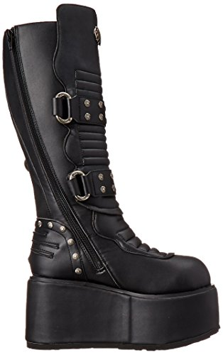 Demonia Ripsaw-520 - gotica Industrial plataforma botas zapatos unisex - tamaño 36-45, US-Herren:EU-39 (US-M7)
