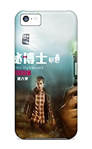 Hot Tpye Doctor Who Case Cover For Iphone 5c