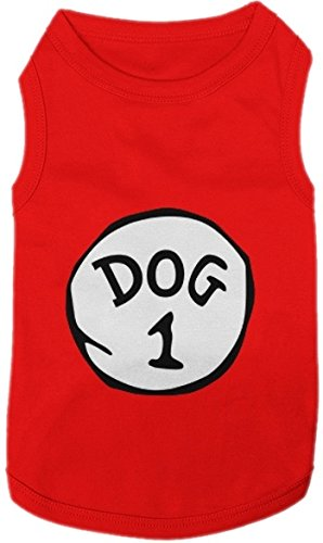 Awesome Pet Costumes (Pet Clothes DOG 1 Dog T-Shirt - All Sizes (5XL))