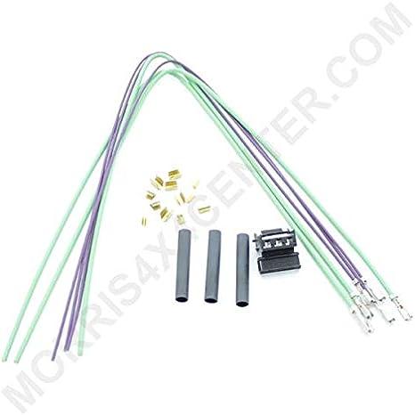 Mopar - OEM Connector Repair Kit - 68080536aa on 1988 jeep wrangler wiring harness, 2001 jeep grand cherokee wiring harness, 2000 chevrolet blazer wiring harness, 2002 jeep grand cherokee wiring harness, 2004 jeep grand cherokee wiring harness, 2000 nissan xterra wiring harness, 2006 jeep wrangler wiring harness, 2002 jeep wrangler wiring harness, jeep transmission wiring harness, 2000 jeep wrangler horn wiring, 2007 jeep wrangler wiring harness, 1993 jeep wrangler wiring harness, 2000 jeep grand cherokee wiring harness, 1997 jeep grand cherokee wiring harness, 1994 jeep wrangler wiring harness, 2000 vw passat wiring harness, 1998 jeep grand cherokee wiring harness, 2000 kia sportage wiring harness, 1991 jeep wrangler wiring harness, 2005 jeep wrangler wiring harness,