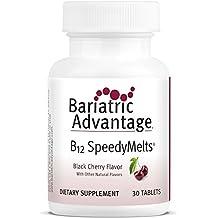 Bariatric Advantage - B-12 SpeedyMelts - Black Cherry, 30 Count