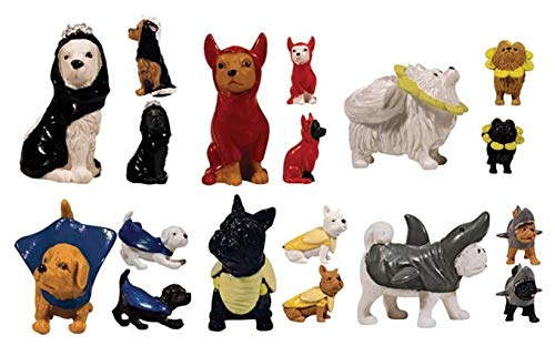 ToyPlaya (25x Pcs Toys Dogs in Disguise
