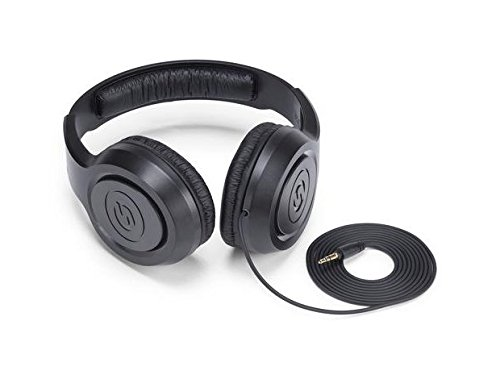 Samson SR350 Closed Back Over-Ear Stereo Headphones by Samson Technologies