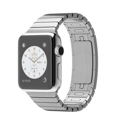 Apple Watch 38mm Stainless Steel Case - Link Bracelet by Apple