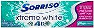 Creme Dental Sorriso Xtreme White 4D Mint 70g