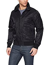 Men's Nylon Flight Jacket