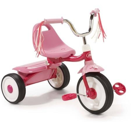 Radio Flyer Ready Folding Tricycle