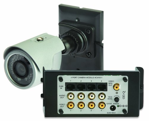 Legrand – On-Q CM1029 Color IR Camera Kit