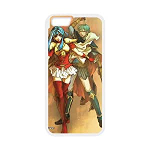 iPhone 6 Plus 5.5 Inch Cell Phone Case White Fire Emblem The Sacred Stones 003 Msfao