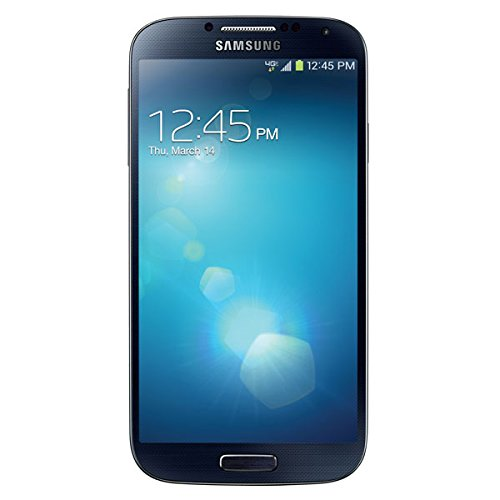 Samsung Galaxy S4 for STRAIGHT TALK - Black Mist (Best Price Galaxy S4 Unlocked)