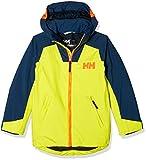 Helly Hansen Jr Waterproof Twister Ski Jacket, Sweet Lime, Size 10