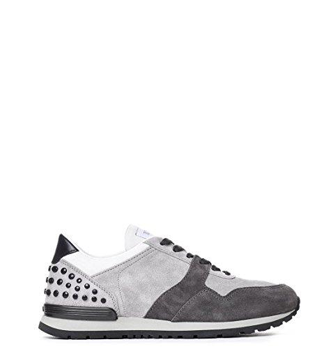 Sneakers Grigio Xxm0xh0r011fzg89hu Uomo Tod's Camoscio pnqwO1qA