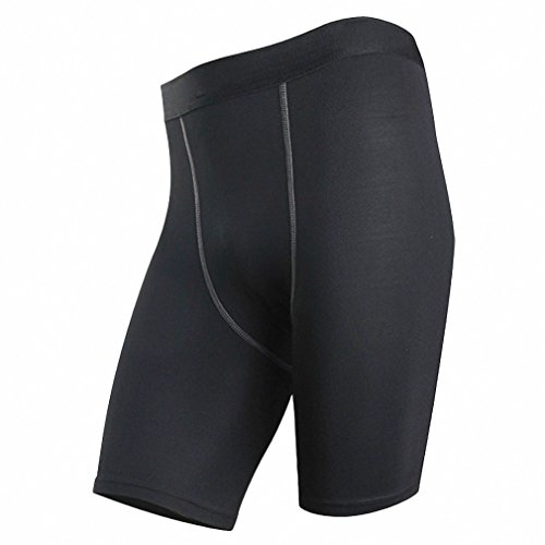 Maoko Men's Sports Compression Shorts - Perfect for GYM,Running and Basketball