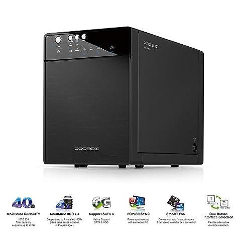 Mediasonic PROBOX 4 Bay 3.5