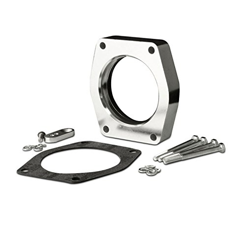 Gmc Yukon Performance Engine - Spectre Performance 11256 Throttle Body Spacer GM Truck 4.8L, 5.3L, 6.2L  2007-2011