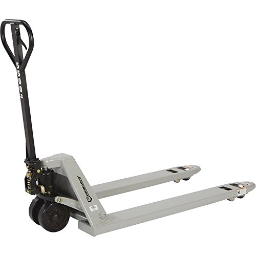 Strongway Pallet Jack — 5500-Lb. Capacity