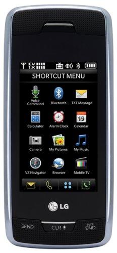LG Voyager VX10000 Phone, Black (Verizon Wireless)
