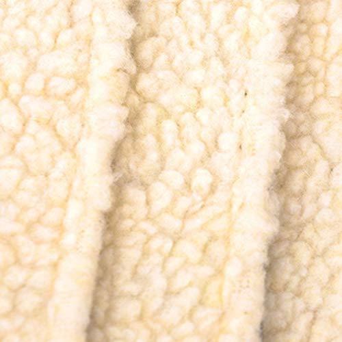 Marr/ón Cordero de terciopelo acolchado para mascotas Hamaca con estampado de leopardo Gato Hamacas Cama C/ómoda para mascotas Colgando de la cama Hamacas para dormir y descansar