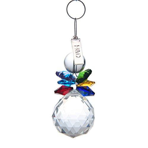 Crystal Pendant Chandelier Suncatcher Multi Color product image