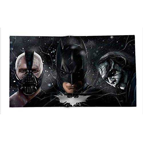 Yloveme Picnic Blanket The Dark Knight Batman Joker Bane 5k Custom Flannel Blankets 70