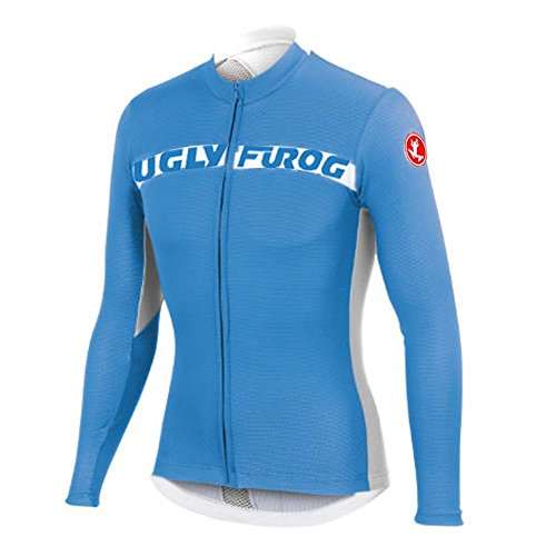 (Uglyfrog Top Sale UG5 New Spring&Autumn Outdoor Sports Mens Classic Long Sleeve Cycling Jersey Bicycle Shirt Triathon Clothing)