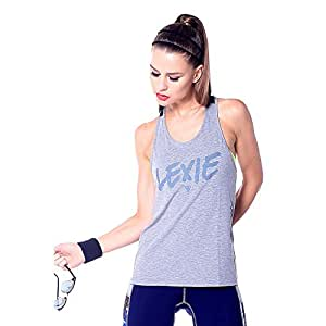 Lexie Sport Grey Sport Top For Women