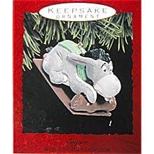 Eeyore 1993 Winnie the Pooh Collection Hallmark Keepsake Ornament